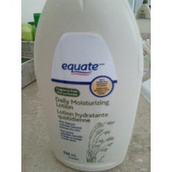 Equate Daily Moisturizing Lotion