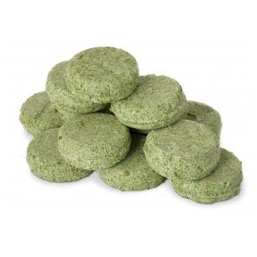 LUSH Squeaky Green Shampoo Bar