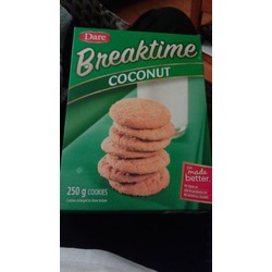 Dare breaktime coconut
