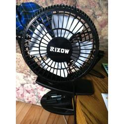 Arespark Mini Clip Desk Fan