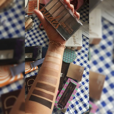 Cover Girl Nudes Eye Shadow Palette