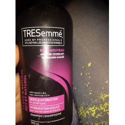 TRESRMM'E advanced technology shampoo