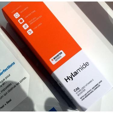 Hylamide C25 Stabilized Vitamin C Booster