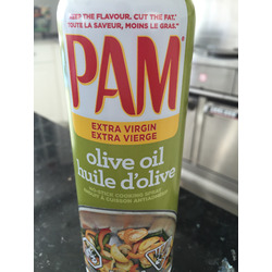 Pam Extra Virgin Olive Oil Cooking Spray