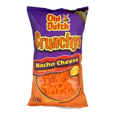 Old Dutch Crunchys Nacho Cheese