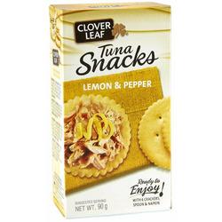 Clover Leaf Tuna Snacks Lemon & Pepper