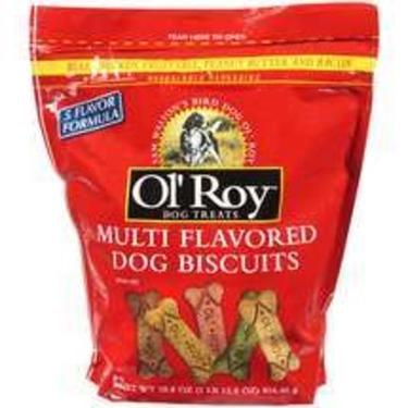 Ol Roy Dog Bones