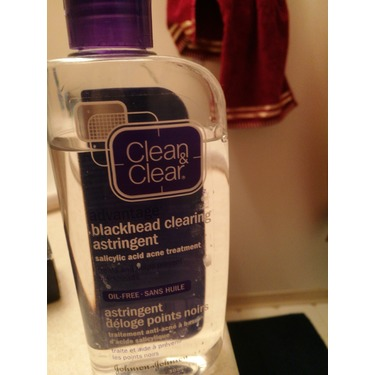 Clean & Clear Blackhead Clearing Astringent