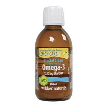 webber naturals crystal clean from the sea omega-3 oil