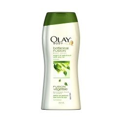 Olay Body Botanical Fusion Body Wash with Patchouli & Soy Oil