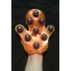 9 Ball Massage Glove