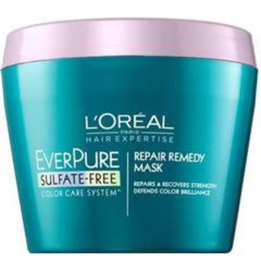 L Oreal Everpure Sulfate Free Repair Remedy Mask Reviews In Hair Care Chickadvisor