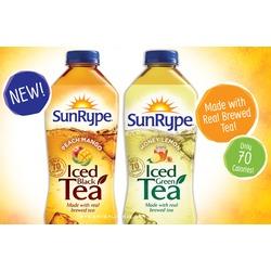 Sunrype Iced Green Tea - honey lemon