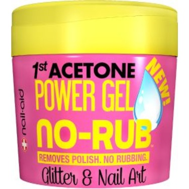 1st Acetone Power Gel No-Rub