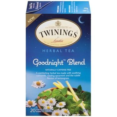 Twinings Herbal Tea Goodnight Blend