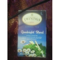Twinings Herbal Tea Goodnight Blend