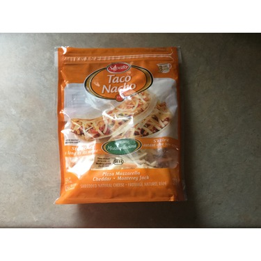 Saputo taco nacho shredded cheese