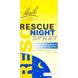 Bach Rescue Night Spray