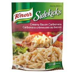 Knorr Sidekicks Creamy Bacon Carbonara