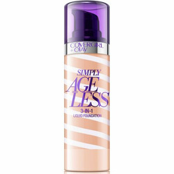 CoverGirl 3-n-1  & Olay Simply Ageless Liquid Foundation