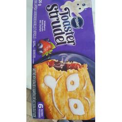 Toaster strudel wild berry