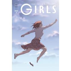 Girls comic book series