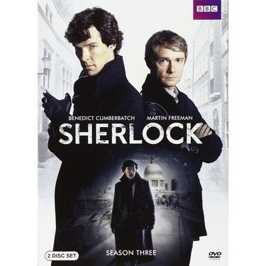 Sherlock Season Three