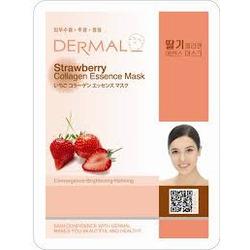 @Dermal (Strawberry Collagen Essence Mask)