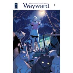 Wayward comic series