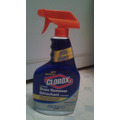 Clorox 2 stain remover with foaming action