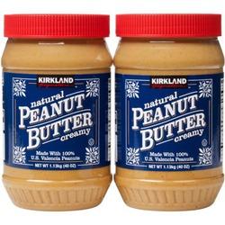 Kirkland Signature Natural Creamy Peanut Butter