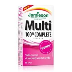 Jamieson Multi 100% Complete Vitamin - Women
