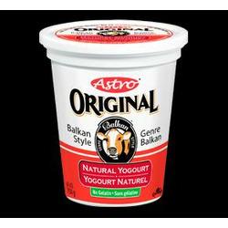 Astro Balkan Style Original Natural Yogurt 6%