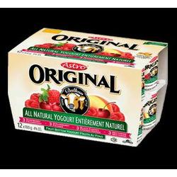 Astro original all natural yogurt