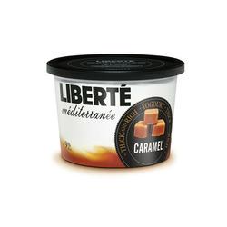 Liberte mediterranee caramel yogurt