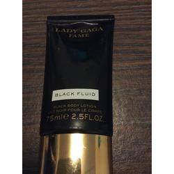 Lady GaGa FAME Black Body Lotion