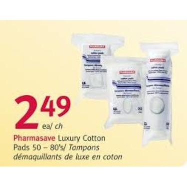 Pharmasave Luxury Cotton Pads