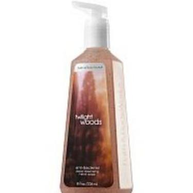 Bath & Body Works twilight woods anti-bacterial hand soap