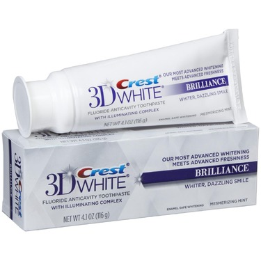 Crest 3D White Brilliance