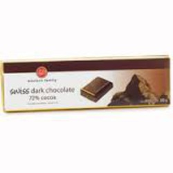Western Family 72% Dark Chocolate Bar