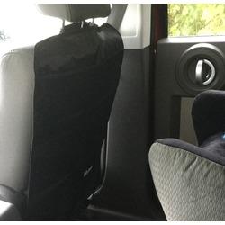 Kick Mat Auto Seat Back Protectors + Organizer Pockets By Lebogner