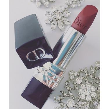 Dior Rouge Ambitiuos Matte Lipcolour