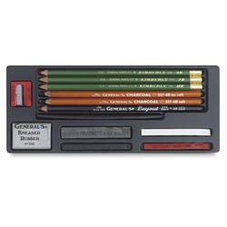 General's Drawing Class Essential Tools Kit