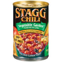 Stagg Chili Vegetable Garden