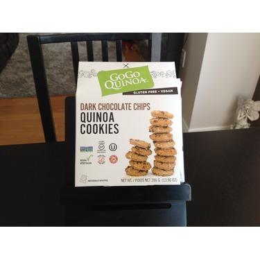 GoGo Quinoa Chocolate Chip Cookies