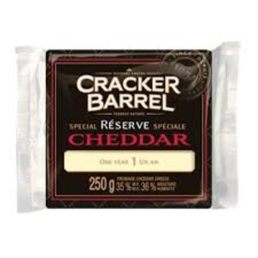 Cracker Barrel Special Reserve Cheddar