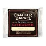 Cracker Barrel Special Reserve Cheddar