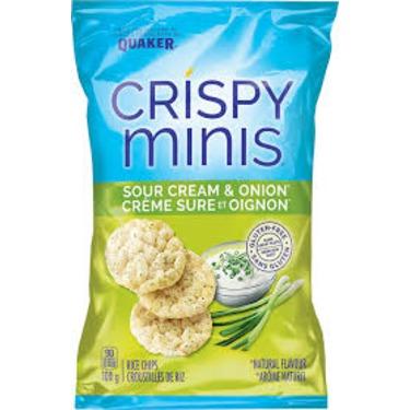 Crispy Minis Sour Cream & Onion