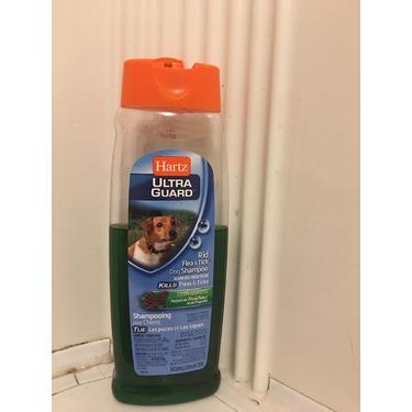 Hartz ultra Guard Rid flea and tick dog shampoo