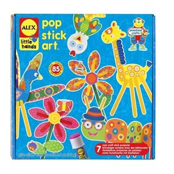 Alex toys early learning pop stick art